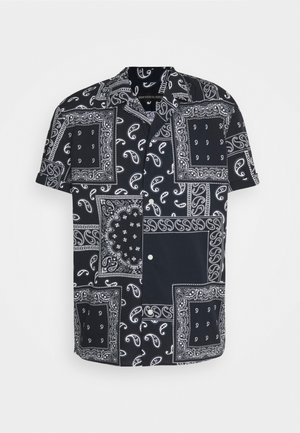 BIJAN - Shirt - dark blue