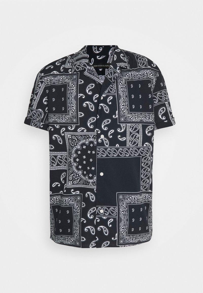 DRYKORN - BIJAN - Shirt - dark blue