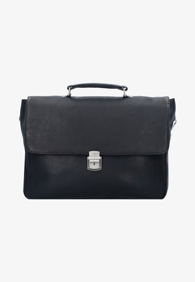 HERITAGE CAMPO - Briefcase - black