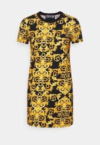 Versace Jeans Couture - LADY DRESS - Jersey dress - black - 5
