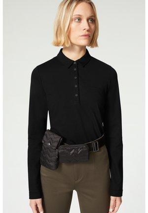 LONGSLEEVE - Polo shirt - schwarz