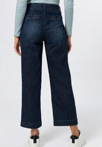 zero - Straight leg jeans - mid blue authentic wash - 2