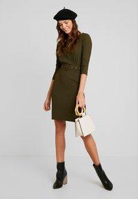 Anna Field - Day dress - khaki - 2
