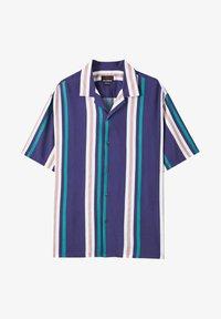 PULL&BEAR - Overhemd - blue - 4