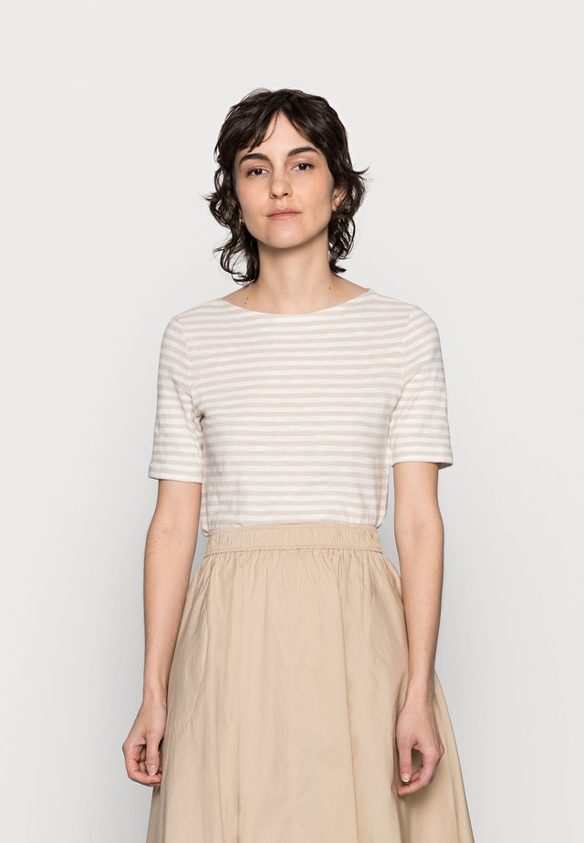 T-shirt con stampa - multi/summer taupe