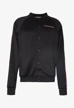 TAPE TRACK - Training jacket - black