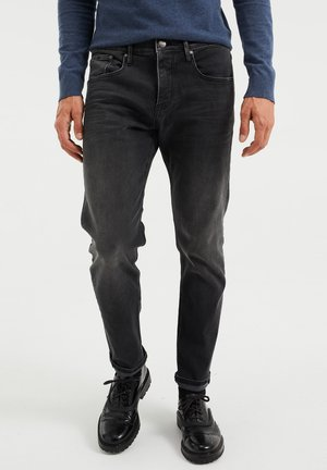 TAPERED FIT  - Jeans Tapered Fit - dark grey
