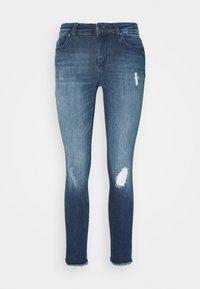 ONLY Petite - ONLBLUSH LIFE - Jeans Skinny Fit - medium blue denim - 4