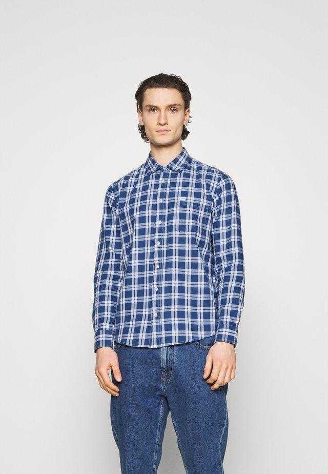 CAMINO - Shirt - blue