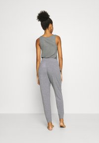 aerie - HIGH RISE MARSHALL - Tracksuit bottoms - grey - 2