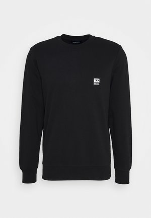 S-GIRK-K12 SWEAT-SHIRT - Sweatshirt - black