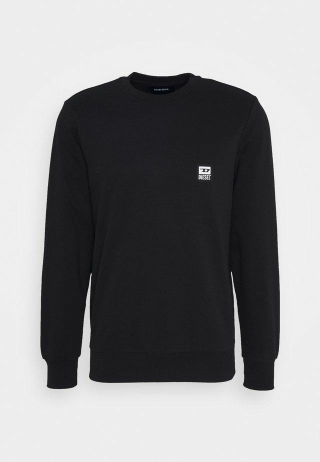 S-GIRK-K12 SWEAT-SHIRT - Collegepaita - black