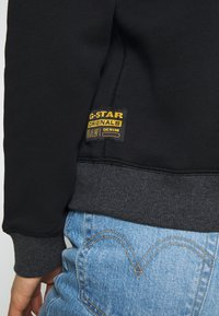 G-Star - PREMIUM CORE - Sweater - black - 5
