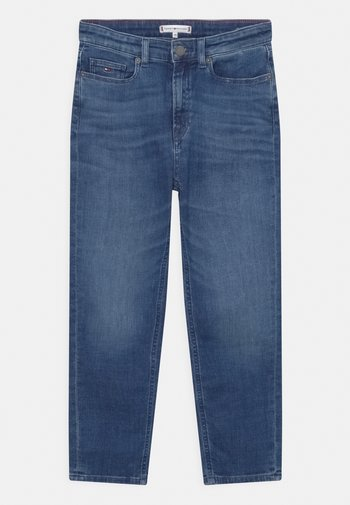 TAPERED - Jeans relaxed fit - blue denim