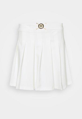 Minijupe - white