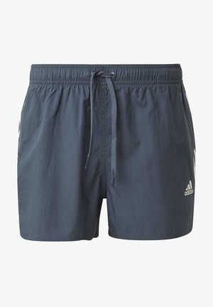 STRIPES CLX SWIM SHORTS - Shorts da mare - blue