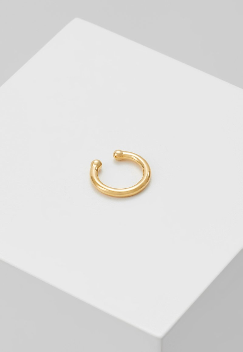 Astrid & Miyu - STACKING CUFF - Earrings - gold-coloured