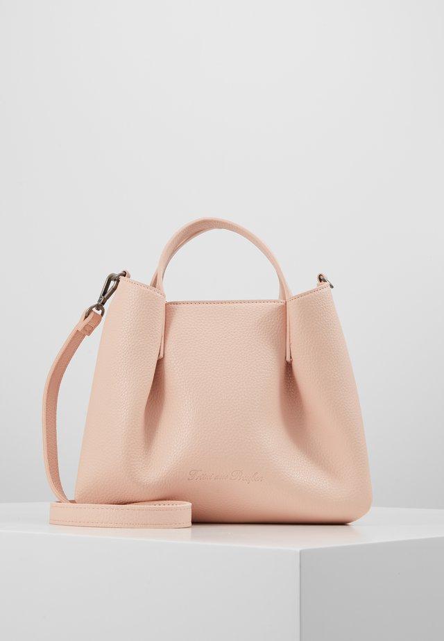GINI - Sac à main - blush rose