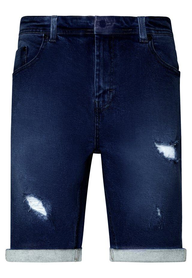 Jeans Shorts - dark blue