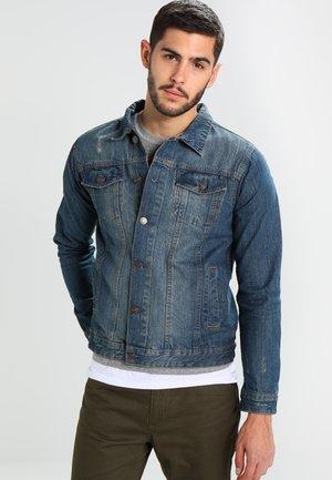 ROCKY - Denim jacket - blue denim
