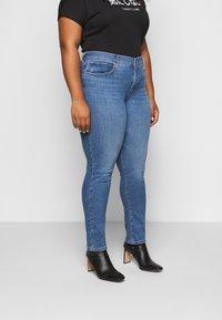 Levi's® Plus - 311 SHAPING SKINNY - Jeans Skinny Fit - rio falls plus - 0