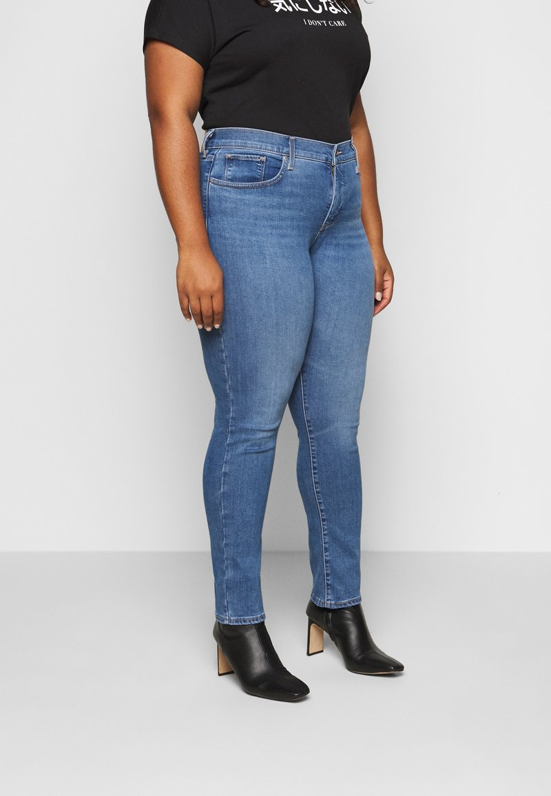 Levi's® Plus - 311 SHAPING SKINNY - Jeans Skinny Fit - rio falls plus