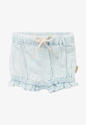 MANIWAKI - Shorts - light blue denim