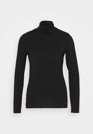 MULTIF - Maglietta a manica lunga - schwarz