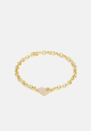 LOVE - Bracelet - gold-coloured