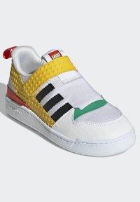 adidas Originals - FORUM 360 X LEGO SCHUH - Baskets basses - white - 2