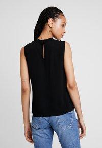 Vero Moda - VMBECKY - Bluse - black - 2