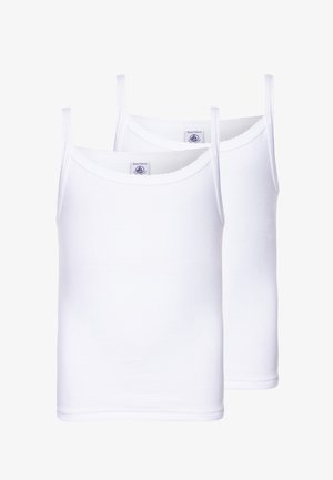 2 PACK - Camiseta interior - white