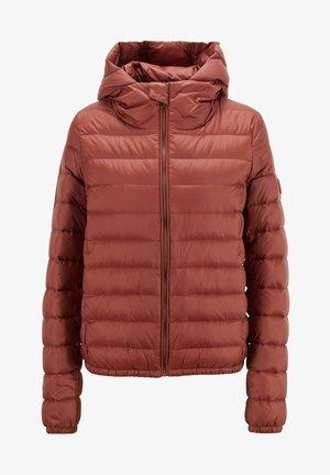 PAFLAFFY - Down jacket - brown