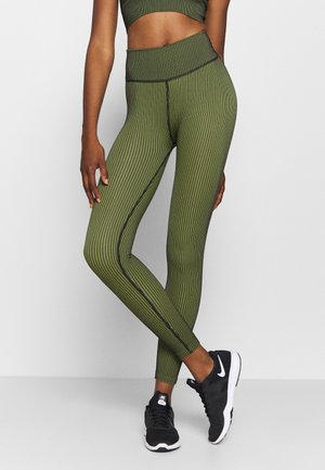 THE SEAMLESS LEGGING - Leggings - sun beam