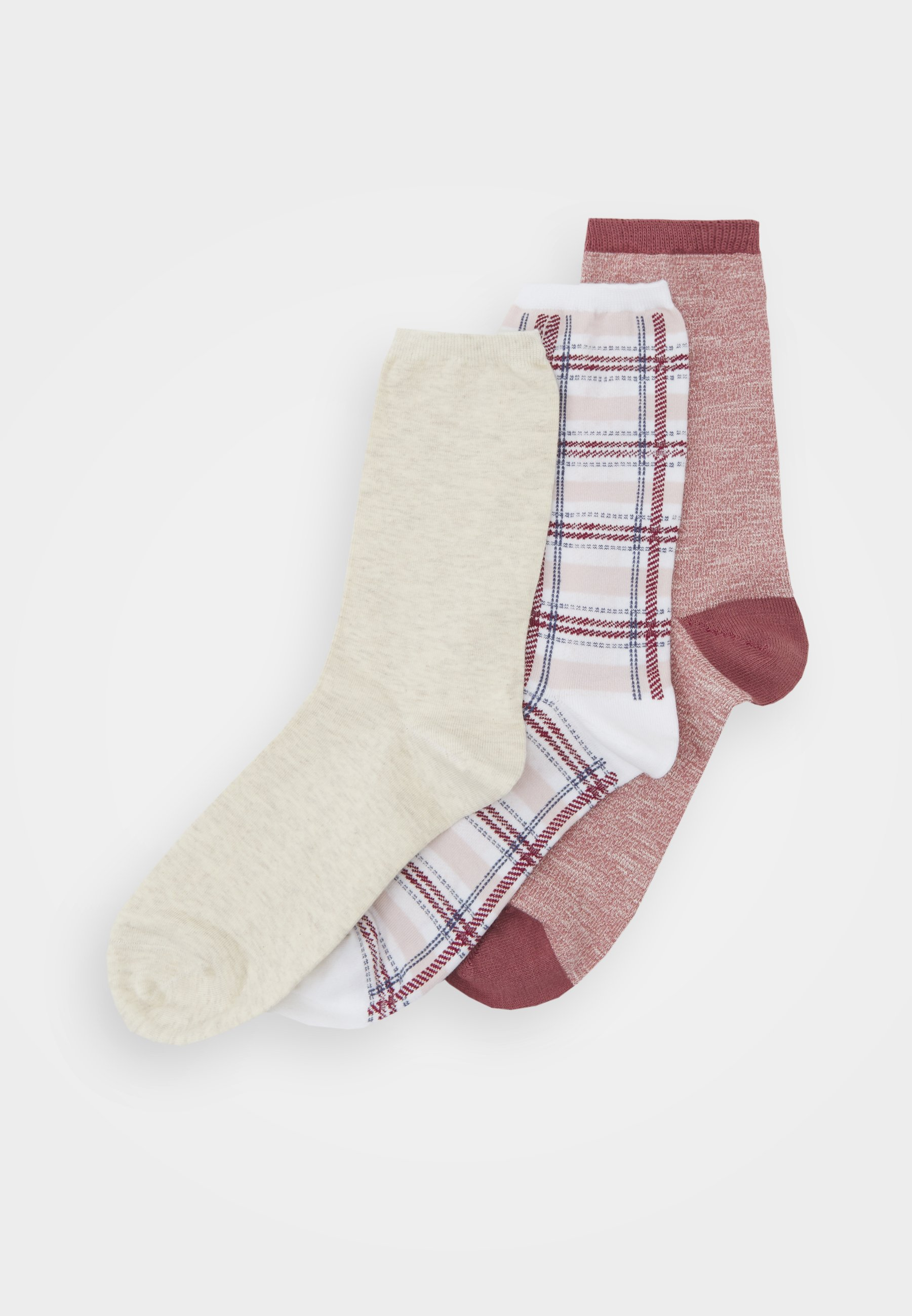 Femme CREW 3 PACK - Chaussettes