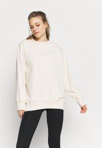 ARKET - Sweatshirt - white dusty - 0