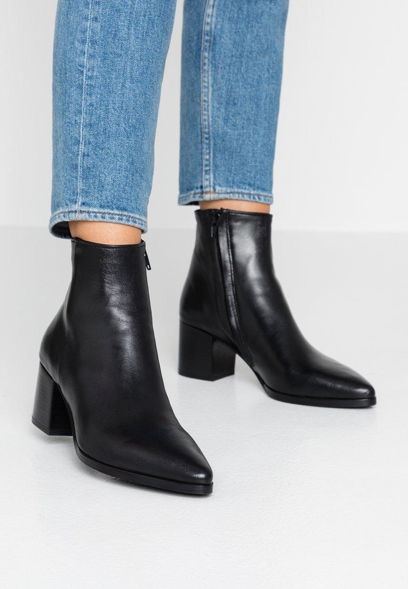 Copenhagen - Ankle boots - black