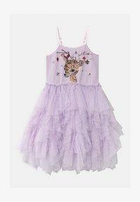 Cotton On - IRIS  - Žerzejové šaty - lavendar fog - 0