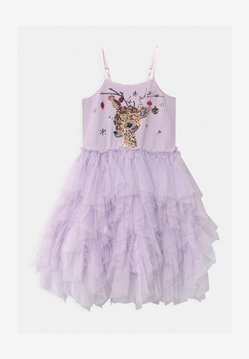 Cotton On - IRIS  - Žerzejové šaty - lavendar fog