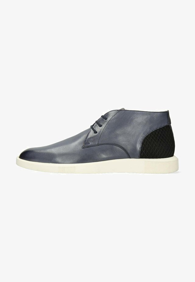 NEWTON FRANKY - Sneakers laag - blue