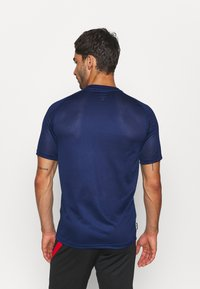 Nike Performance - ACADEMY - Print T-shirt - blue void/imperial blue - 2