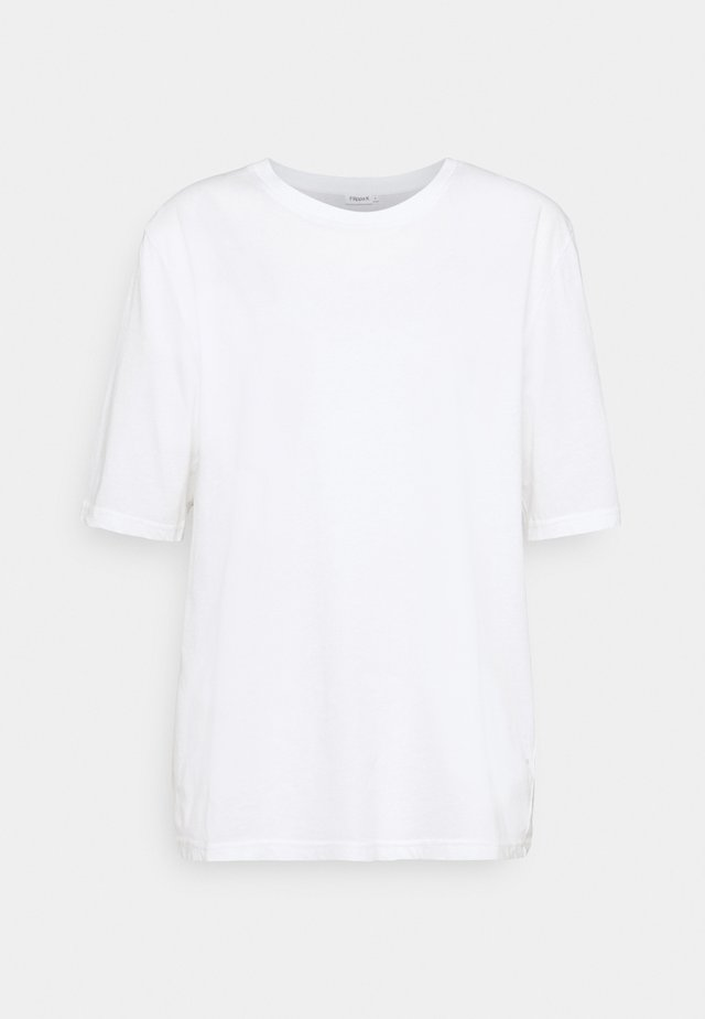 CLARA TEE - T-shirt basic - white