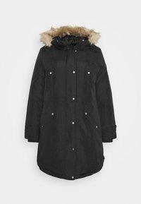 Vero Moda Curve - VMTROK - Winter coat - black - 5