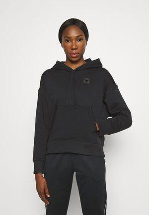 ROCK HOODIE - Sweatshirt - black
