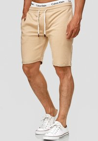 INDICODE JEANS - ALDRICH - Shorts - sand - 2