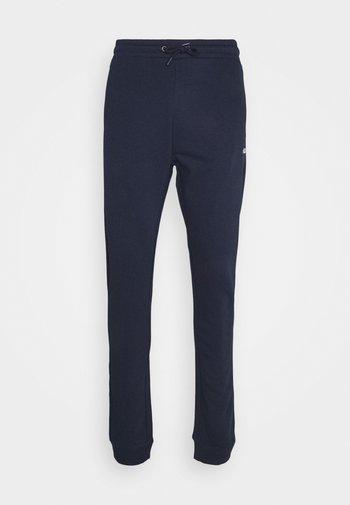 EDAN PANTS - Teplákové kalhoty - black iris