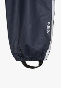 Reima - LAMMIKKO - Rain trousers - navy - 4