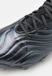 adidas Performance - COPA SENSE.1 FG - Fodboldstøvler m/ faste knobber - core black/grey five - 5
