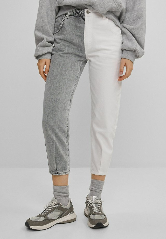 IM MOM  - Jeans Relaxed Fit - grey