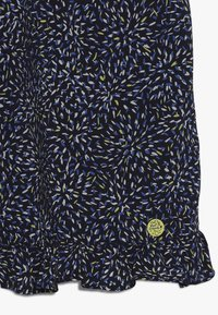 3 Pommes - FLUID TUNIC PRINTED - Top - blue night - 3